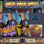 Wild Wild West video slot gokkast