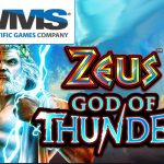 Zeus God of Thunder – WMS video slot