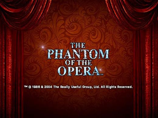 the phantom of the opera logo ocf
