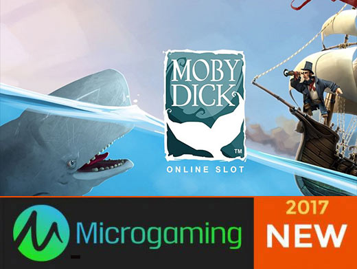 Moby Dick gokkast - Microgaming