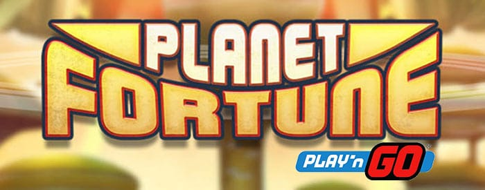 Play n Go nieuwst videoslot: Planet Fortune