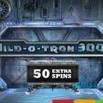 SlotsMillion - Free Spins op Wild-O-Tron 3000