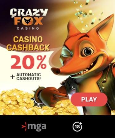Bezoek Crazy Fox