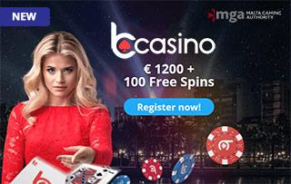 Ta upp till 1220 € bonus på detta nya MGA online casino