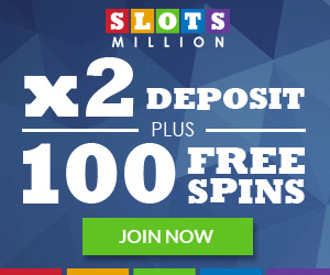 Play at SlotsMillion and grab the bonus