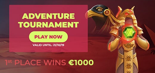 Grand prize € 1000! Participate and read how you can win