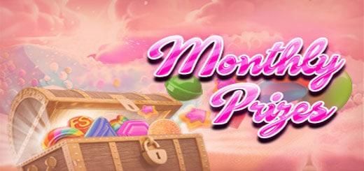 Elke maand extra prijzen winnen door missies te voltooien op Sugar casino