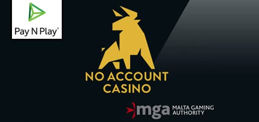 Review about no account casino