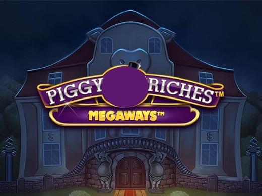 Piggy Riches Megaways logo ocf