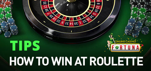 Tips for winning at roulette