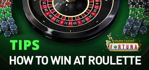Tips voor het winnen bij roulette