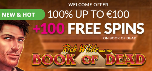 Exclusive welcome bonus at Lucky Vegas casino