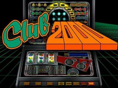 Club2000 gokkast