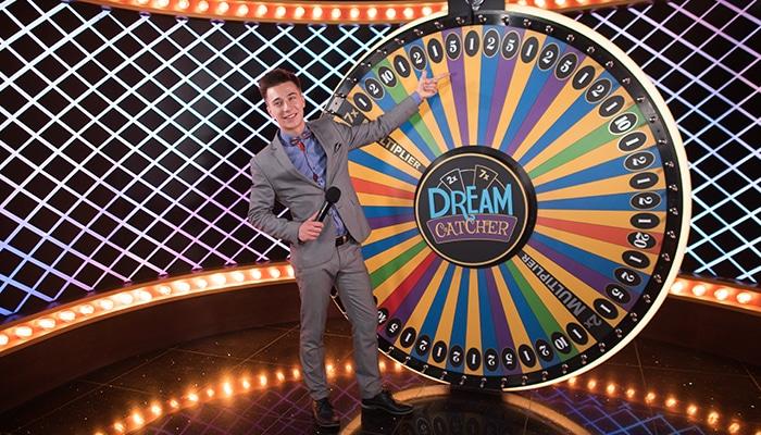 Het rad van Dream Catcher