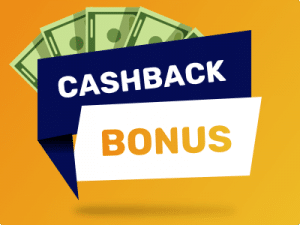cashback-bonuksen suorakaide