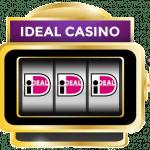 Pague online através do seu próprio banco em um casino online iDeal
