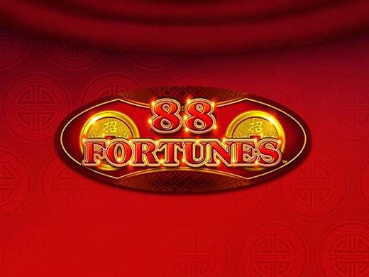 88 fortunes logo ocf