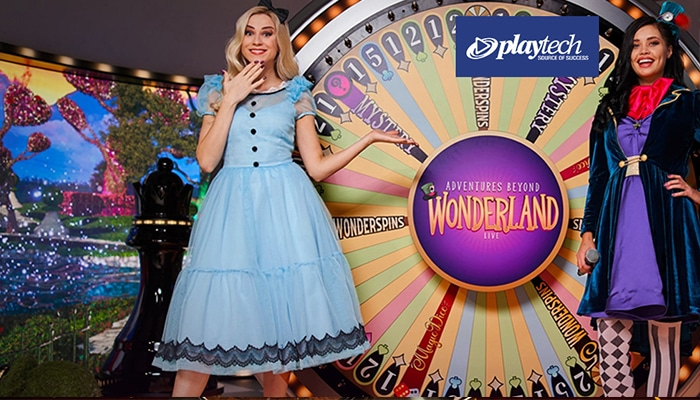Adventures Beyond Wonderland یک نمایش زنده بازی است