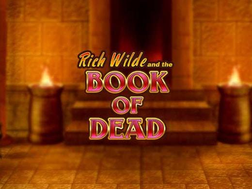Book of Dead ಲೋಗೋ ಒಸಿಎಫ್