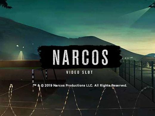Narcos logo ocf