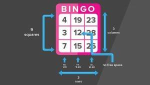 Bingo 30 kulkowe