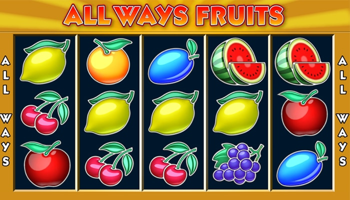 All Ways Fruits Gameplay