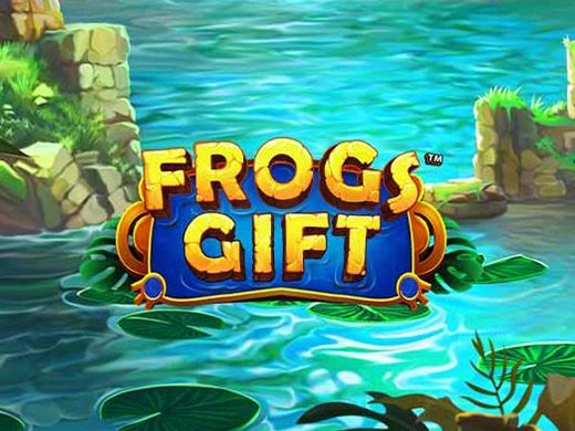 Frogs Gift logo ocf