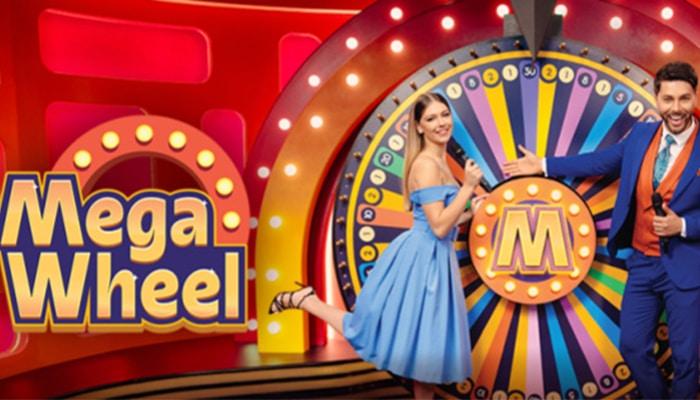 Mega Wheel van Pragmatic Play