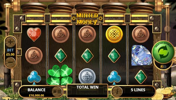Minted Money Gameplay