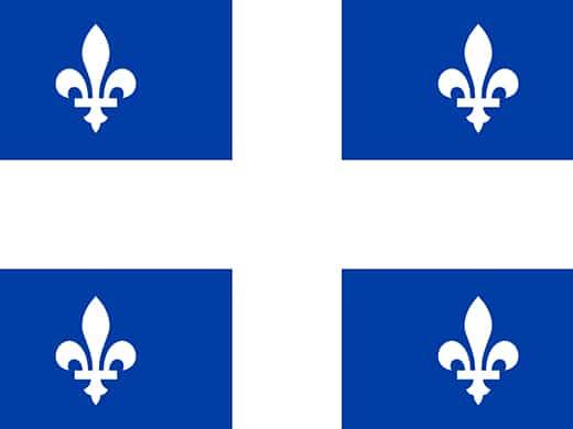 Quebec vlag