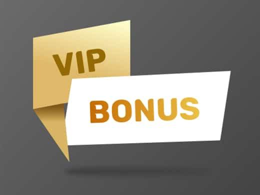 VIP Bonus rechthoek ocf