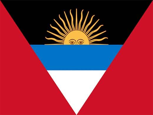logo antigua en barbuda