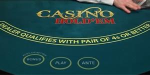 layout casino hold'em