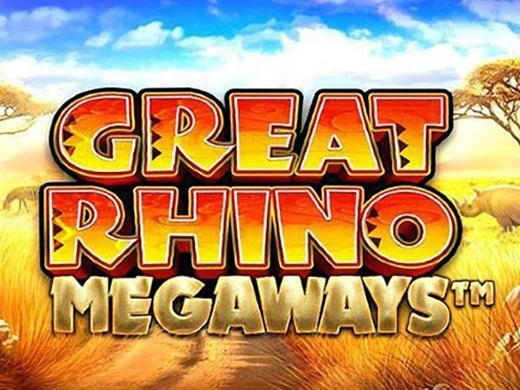 grande logo rinoceronte megaways ocf