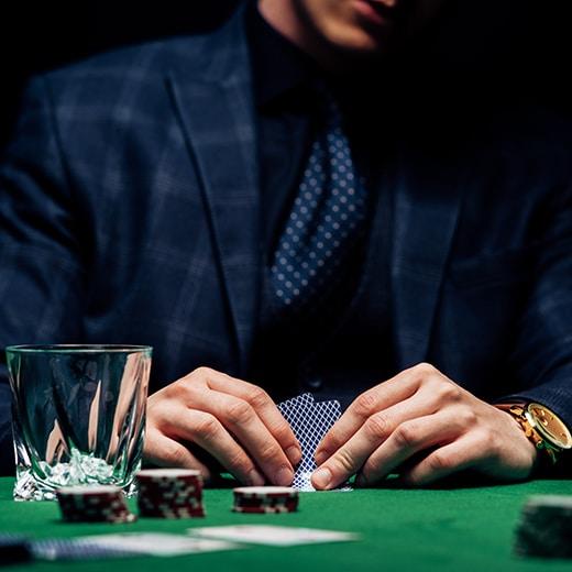 type blackjack-spiller